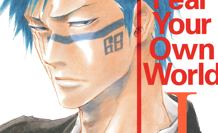 BLEACH Can't Fear Your Own World Ⅰ|書籍情報